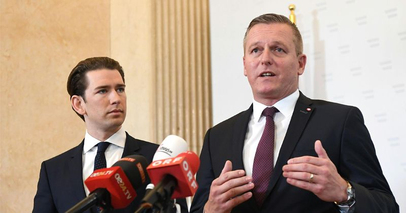 Austria Pulls Support From EU Army
