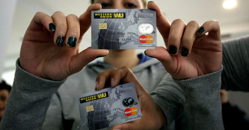 Image result for Over Two Million Prepaid Debit Cards Given to Migrants - Official