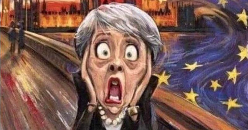 Trick or Treaty? Memes Flood in as UK Goes for Halloween Brexit With 'Zombie' PM