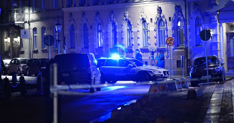 Victim Blaming: Swedish Police Tell Women to 'Stay Sober, Go Home Early'