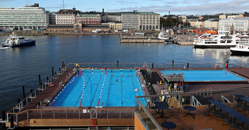 Finland Introduces 'Ladies Only' Swimming Hours For Muslim Women