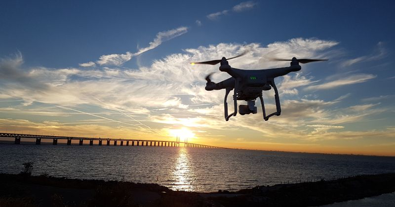 Swedish Police Now Deploying Drones to Monitor Crime