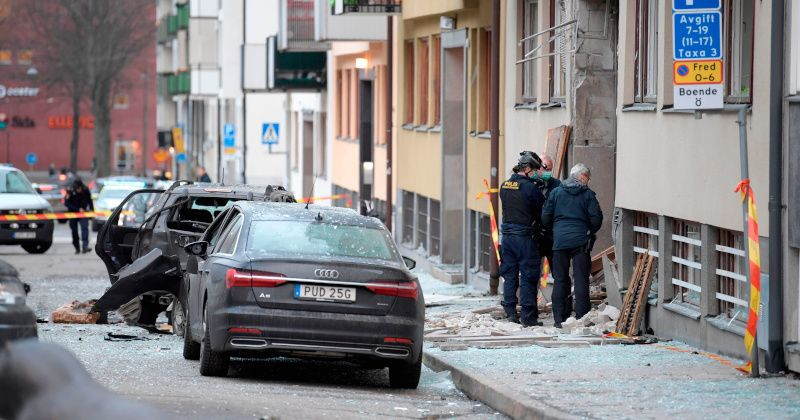 Sweden: Just One Conviction In 100 Bombings